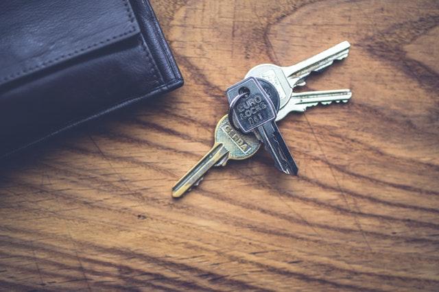 klucze do biura